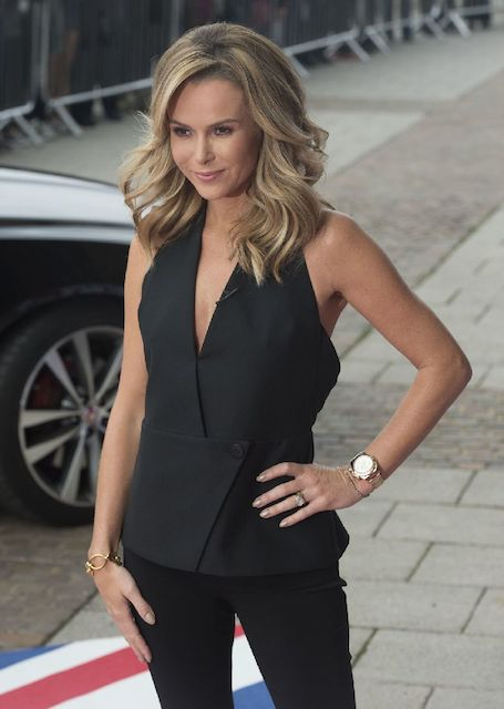 Amanda Holden at Britain's Got Talent Auditions 2014
