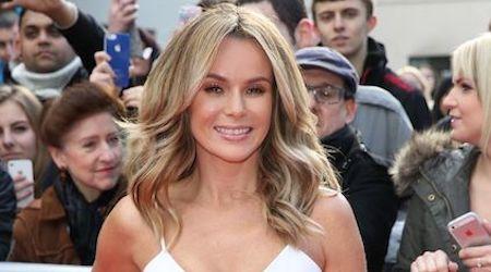 Amanda Holden Height, Weight, Age, Body Statistics