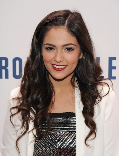Bethany Mota at Z100's Jingle Ball 2013 in New York