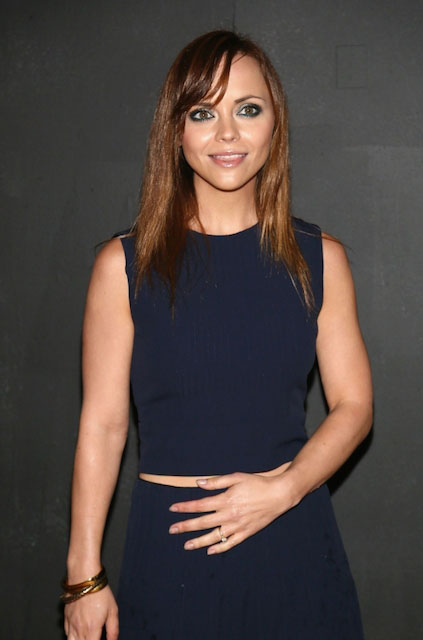 Christina Ricci height