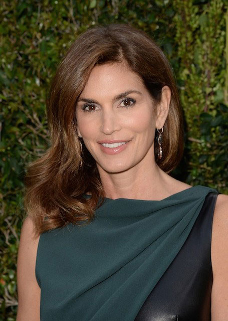 Cindy Crawford 2014