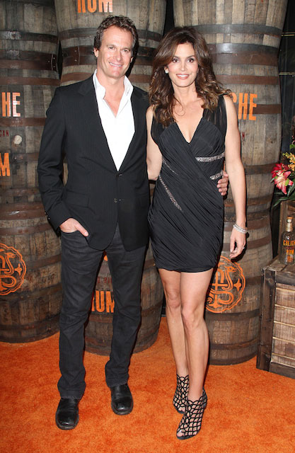 Cindy Crawford and her husband Rande Gerber