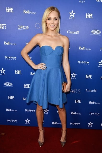 Laura Vandervoort at the Telefilm Canada's Stars of the Award Season