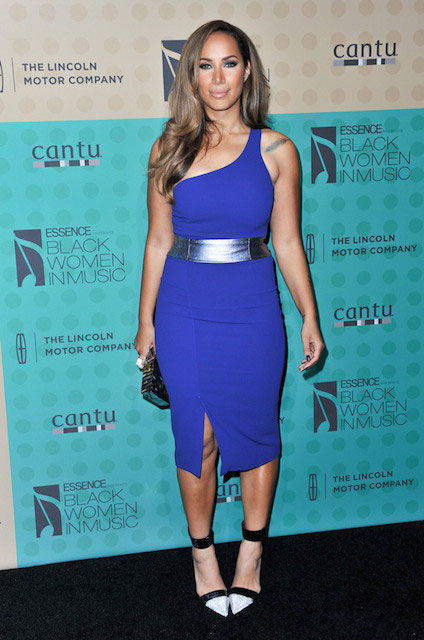 Leona Lewis at Grammys 2014 Essence Party