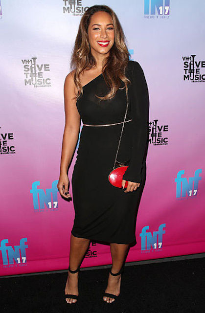 Leona Lewis at the Friends 'N' Family 17th Annual Pre Grammy Party on January 24, 2014