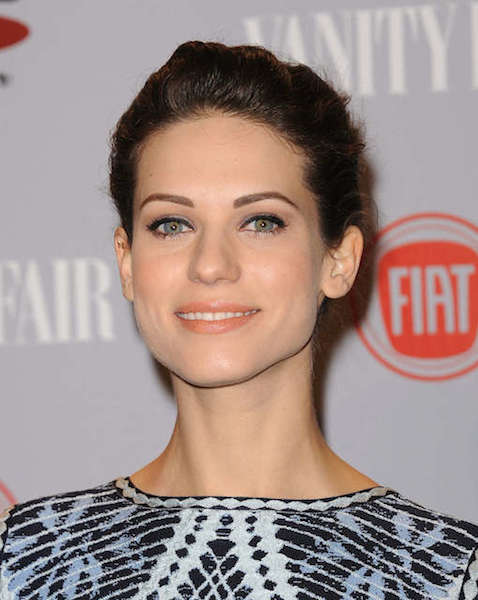 Lyndsy Fonseca at 2014 Vanity Fair and FIAT Event