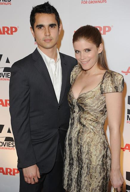 Max Minghella and Kate Mara