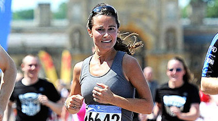 Pippa Middleton Diet Plan and Workout Routine