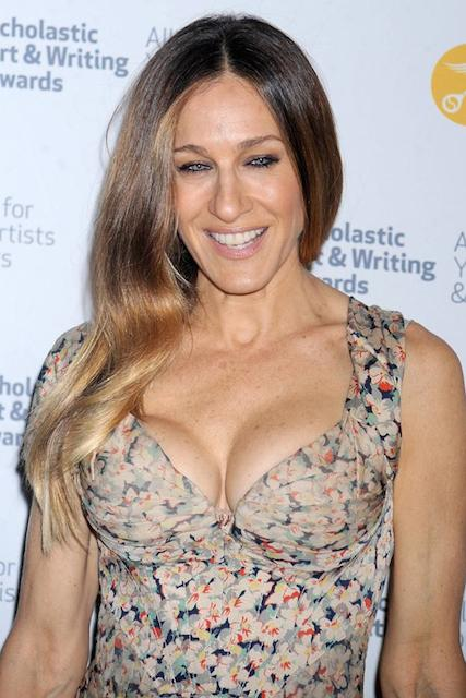 Sarah Jessica Parker at The 2013 Alliance For Young Artists Writers Benefit