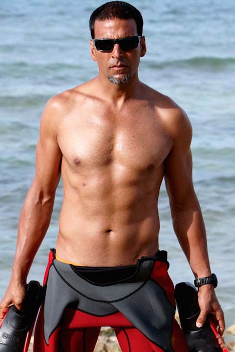 Akshay Kumar workout routine and diet plan