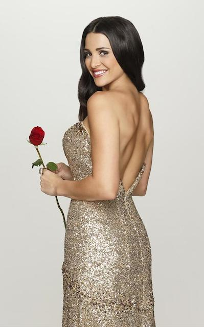 "Andi Dorfman during ""The Bachelorette"""
