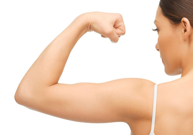 Answer to the Question: How to Tone those Flabby Arms?