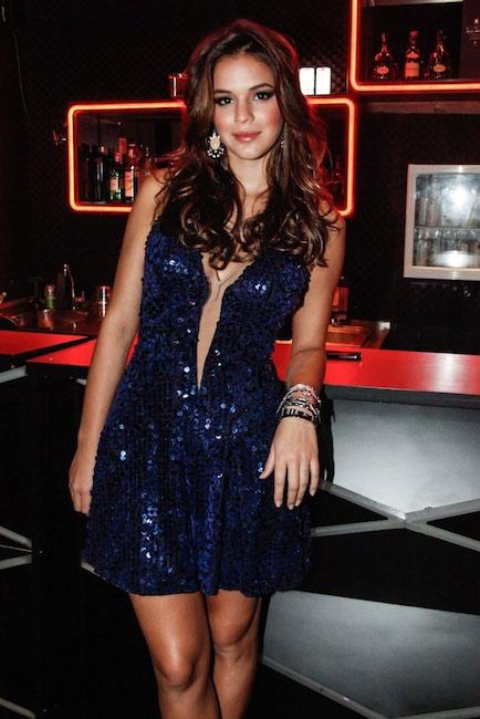 Bruna Marquezine height