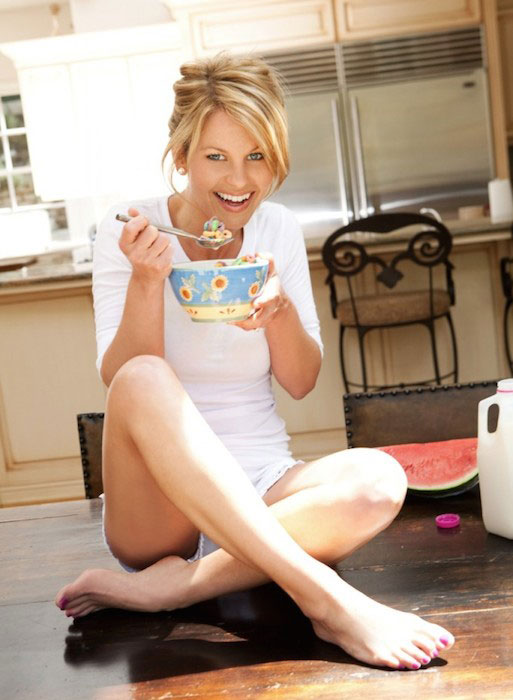 Candace Cameron-Bure diet