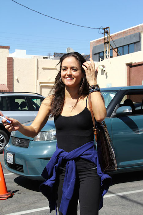 Danica Mckellar workout