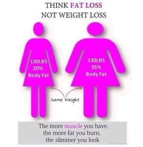 Fat Loss Women