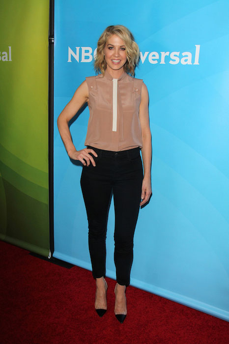 Jenna Elfman at the NBC Universal 2014 TCA Winter Press Tour