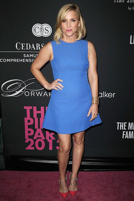 Jessica Capshaw workout routine and diet plan.