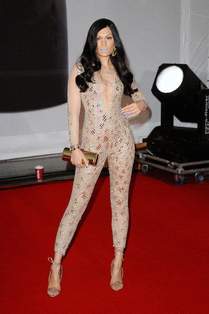 Jessie J at 2014 BRIT Awards