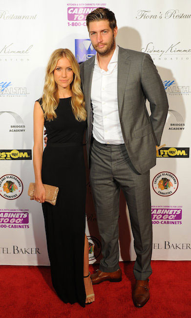 Kristin Cavallari with cute, handsome, sweet, Husband Jay Cutler