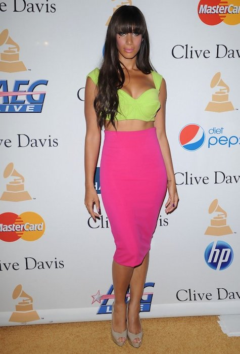 Leona Lewis Weight Loss Plan - Healthy Celeb