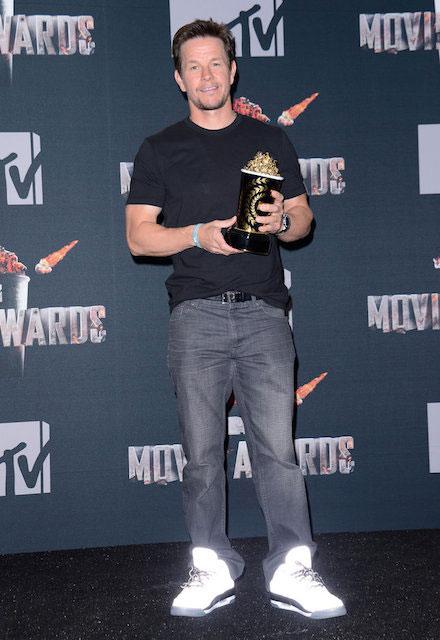 Mark Wahlberg at 2014 MTV Movie Awards