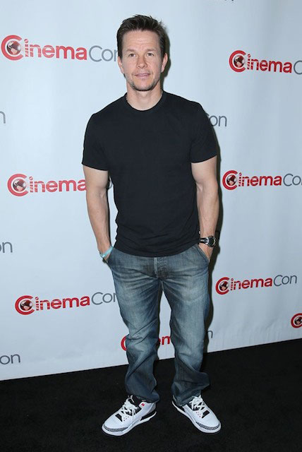 Mark Wahlberg at CinemaCon 2014 opening night