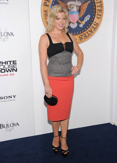 Megan Hilty at White House Down Premiere in NYC