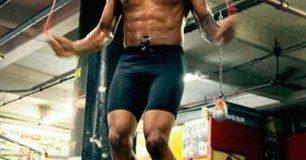 Usher rope skipping