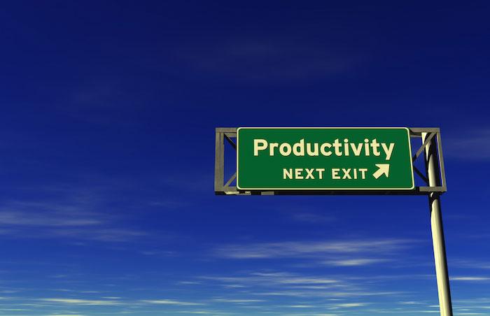 Productivity next exit