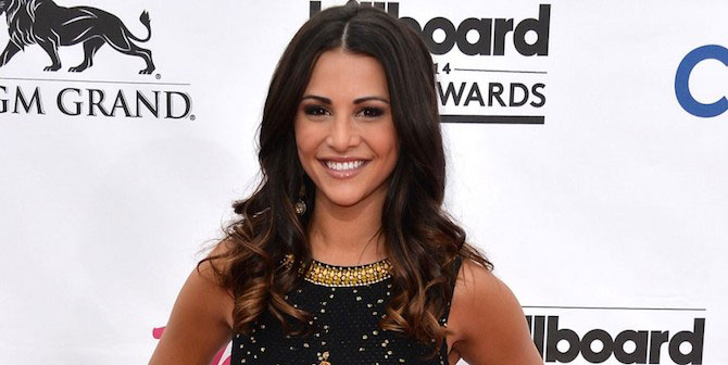 Andi Dorfman workout