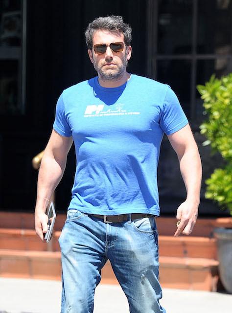 Ben Affleck weight gain