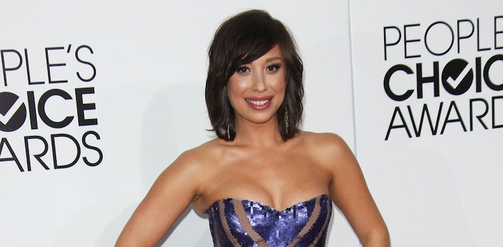 Cheryl Burke workout routine and diet plan