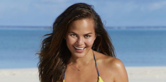 Chrissy Teigen for Sports Illustrated Swimsuit Issue