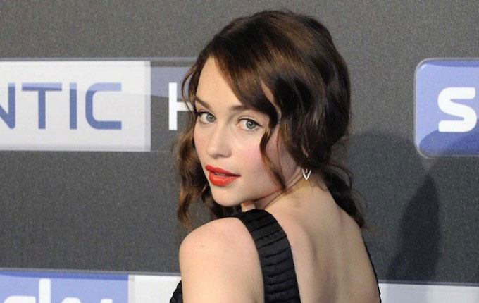 Emilia Clarke workout for Terminator 5