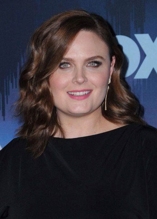 Emily Deschanel at 2017 FOX Winter TCA All-Star Party