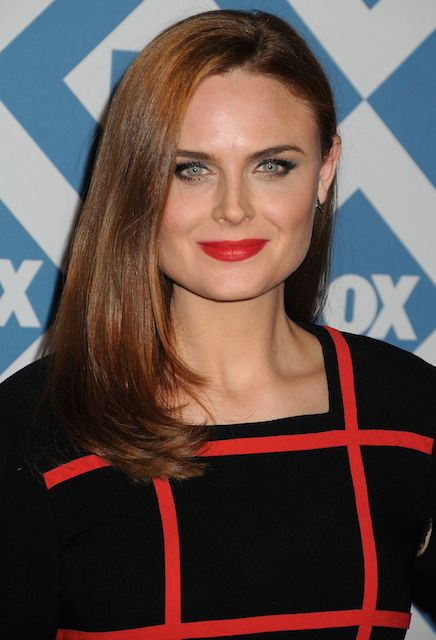 Emily deschanel weight 2017