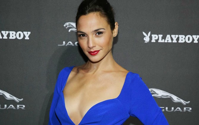 Israeli beauty, Gal Gadot Wonder Woman 2016