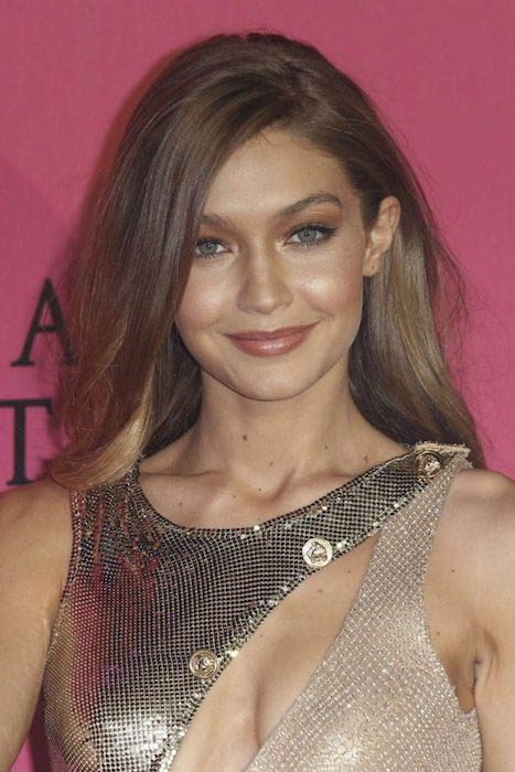 Gigi Hadid at Victoria's Secret Fashion Show 2016 After Party
