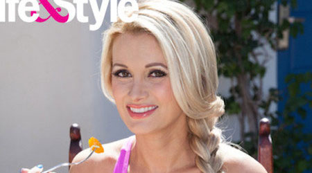 Holly MadisonPost Baby Diet Plan and Workout Routine