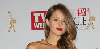Isabelle Cornish Workout