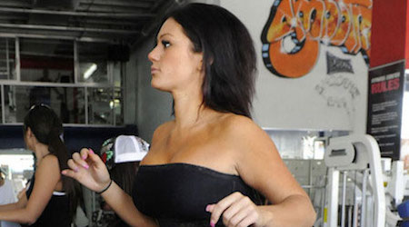 """Jenni Farley """"JWoww"""" Diet Plan and Exercise Routine"""