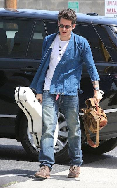 John Mayer heads towards Recording Studio