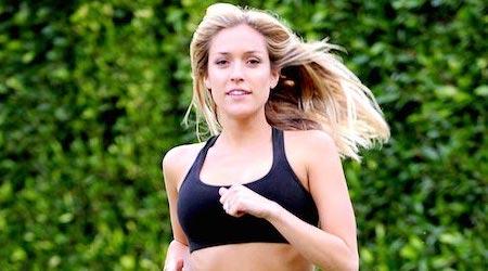 Kristin CavallariExercise Routine and Diet Plan
