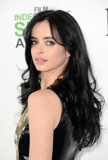 Krysten Ritter during 2014 Film Independent Spirit Awards