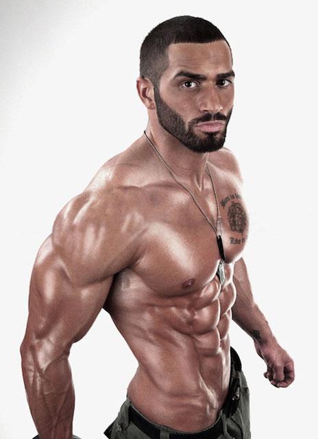 Lazar Angelov body