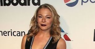 LeAnn Rimes at 2014 Billboard Power 100 Event in Hollywood