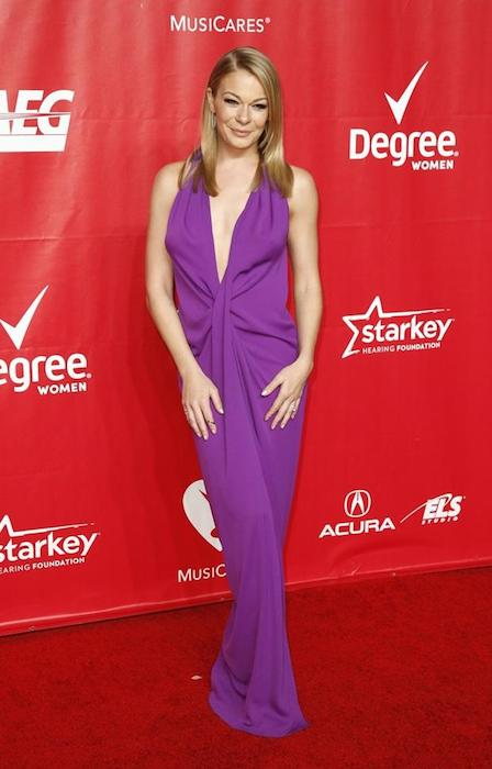 LeAnn Rimes at 2014 MusiCares Person Of The Year Gala In Los Angeles