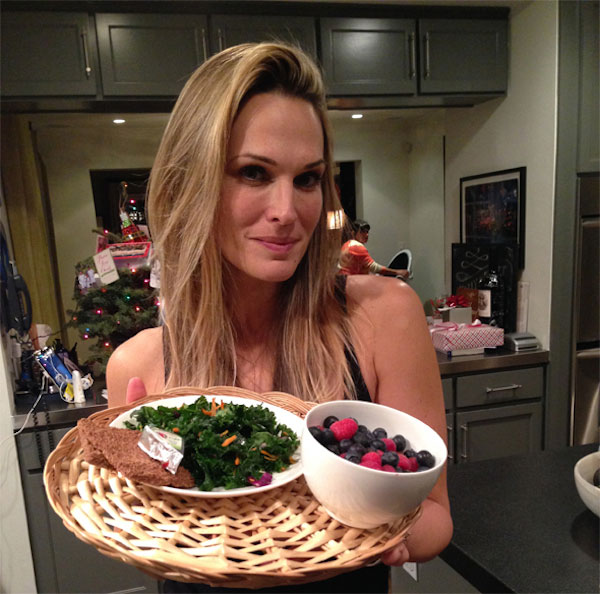 Molly Sims Detox meal plan