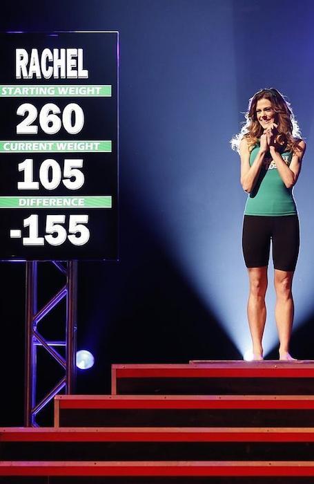 Rachel Frederickson weight loss